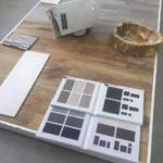 Muster in unserer Ausstellung